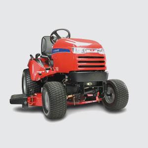 Rasentraktor <br>Regional-Vertretung für Simplicity Traktoren